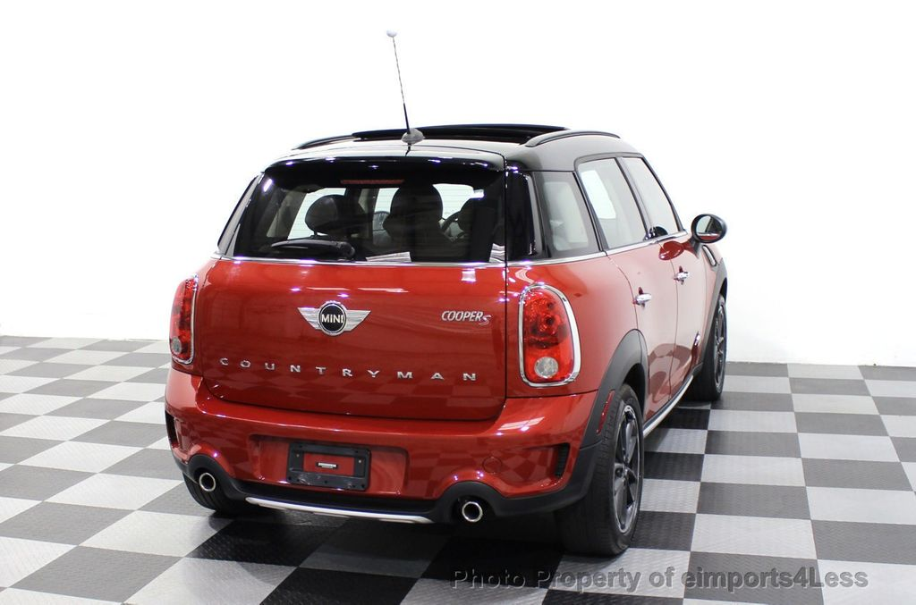 2015 MINI Cooper S Countryman CERTIFIED COUNTRYMAN S ALL4 AWD 6 SPEED  - 17981811 - 35