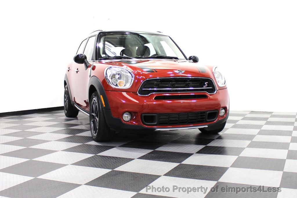 2015 MINI Cooper S Countryman CERTIFIED COUNTRYMAN S ALL4 AWD 6 SPEED  - 17981811 - 36