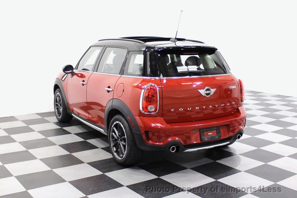 2015 MINI Cooper S Countryman CERTIFIED COUNTRYMAN S ALL4 AWD 6 SPEED  - 17981811 - 3