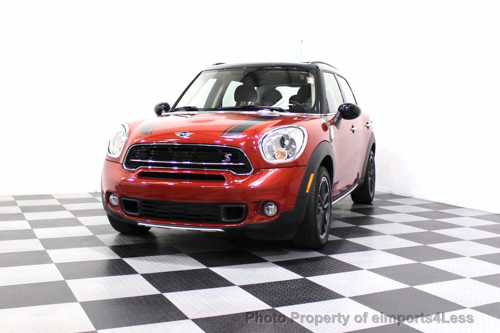 2015 MINI Cooper S Countryman CERTIFIED COUNTRYMAN S ALL4 AWD 6 SPEED  - 17981811 - 41
