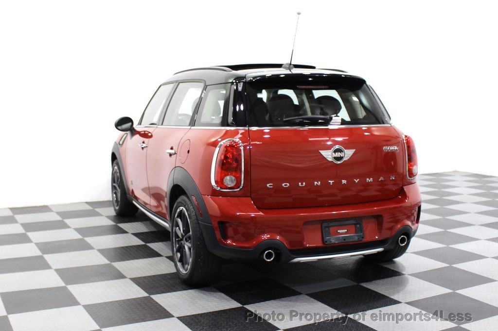 2015 MINI Cooper S Countryman CERTIFIED COUNTRYMAN S ALL4 AWD 6 SPEED  - 17981811 - 42