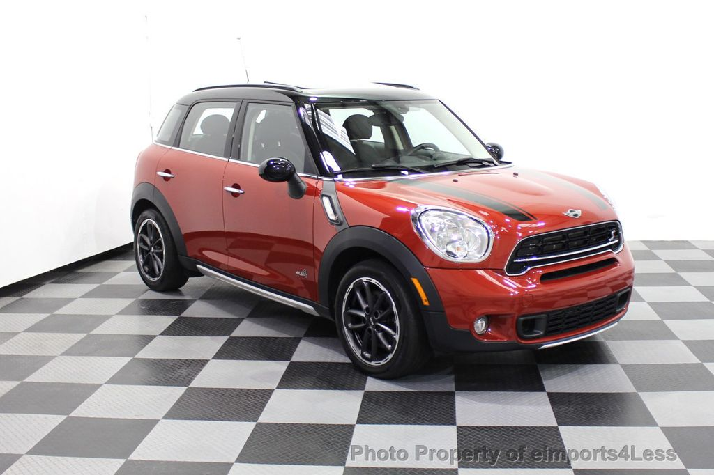 2015 MINI Cooper S Countryman CERTIFIED COUNTRYMAN S ALL4 AWD 6 SPEED  - 17981811 - 44