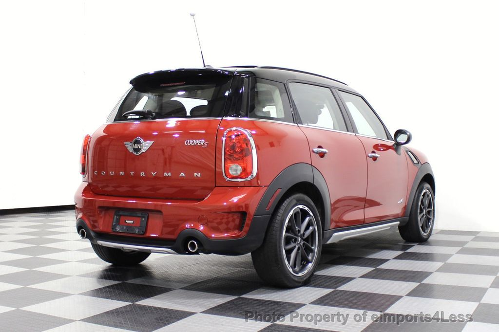 2015 MINI Cooper S Countryman CERTIFIED COUNTRYMAN S ALL4 AWD 6 SPEED  - 17981811 - 4