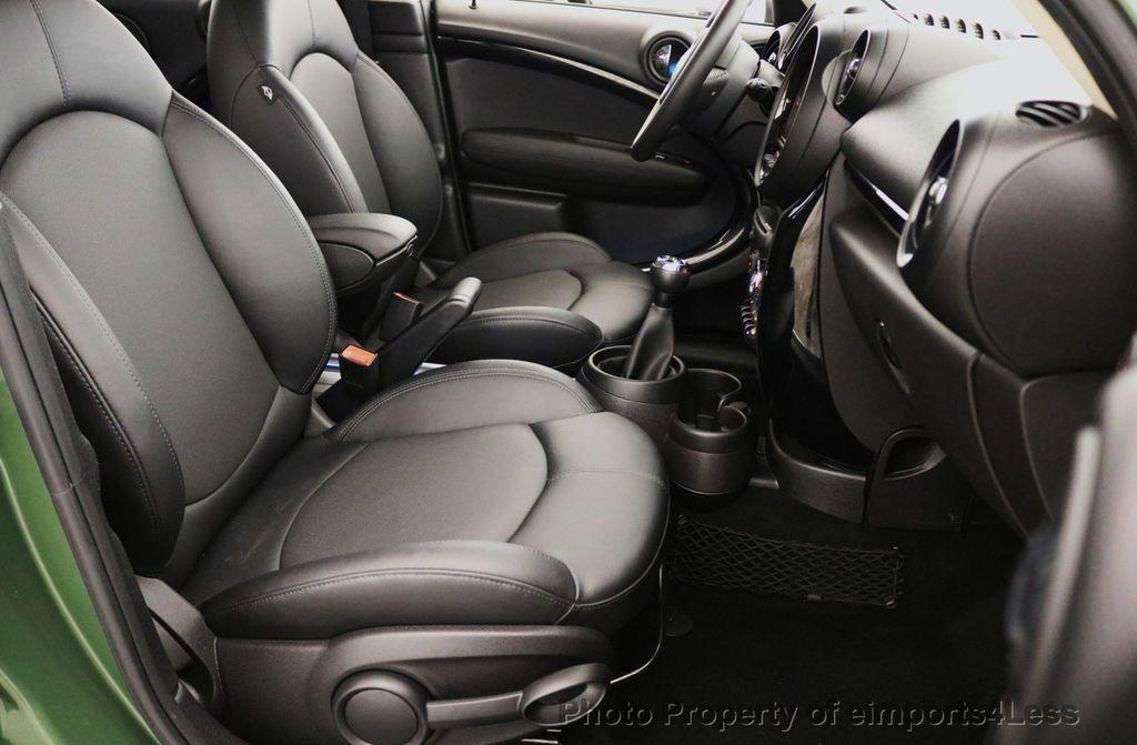 2015 MINI Cooper S Countryman CERTIFIED COUNTRYMAN S ALL4 AWD 6 SPEED MANUAL - 17981805 - 22