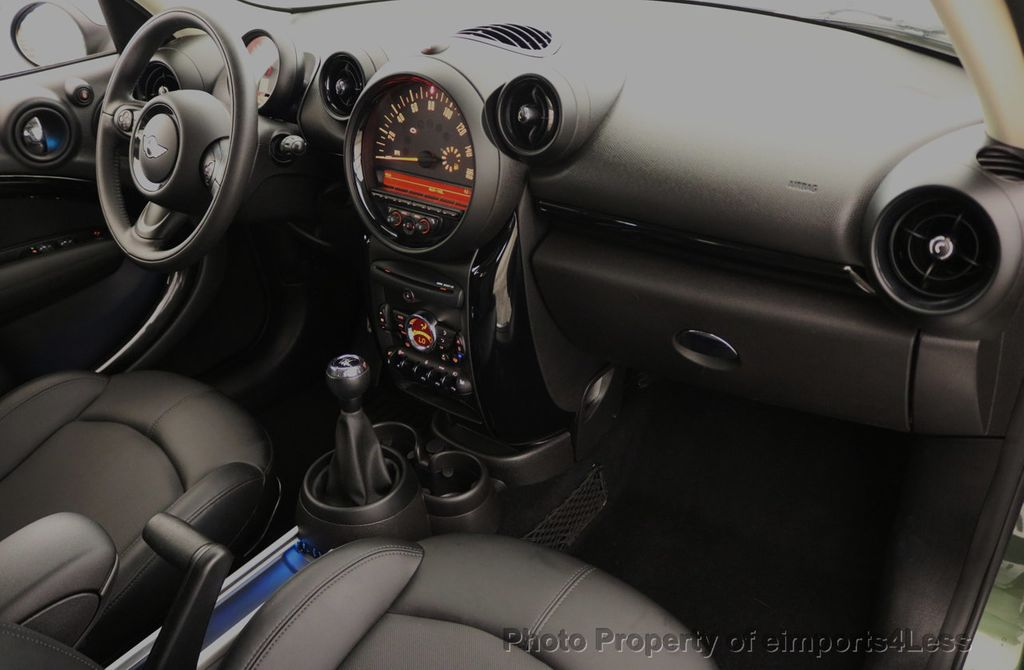 2015 MINI Cooper S Countryman CERTIFIED COUNTRYMAN S ALL4 AWD 6 SPEED MANUAL - 17981805 - 33