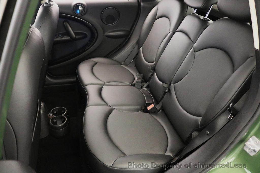 2015 MINI Cooper S Countryman CERTIFIED COUNTRYMAN S ALL4 AWD 6 SPEED MANUAL - 17981805 - 34