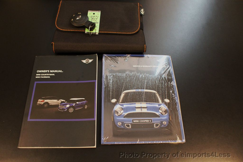 2015 MINI Cooper S Countryman CERTIFIED COUNTRYMAN S ALL4 AWD 6 SPEED MANUAL - 17981805 - 38