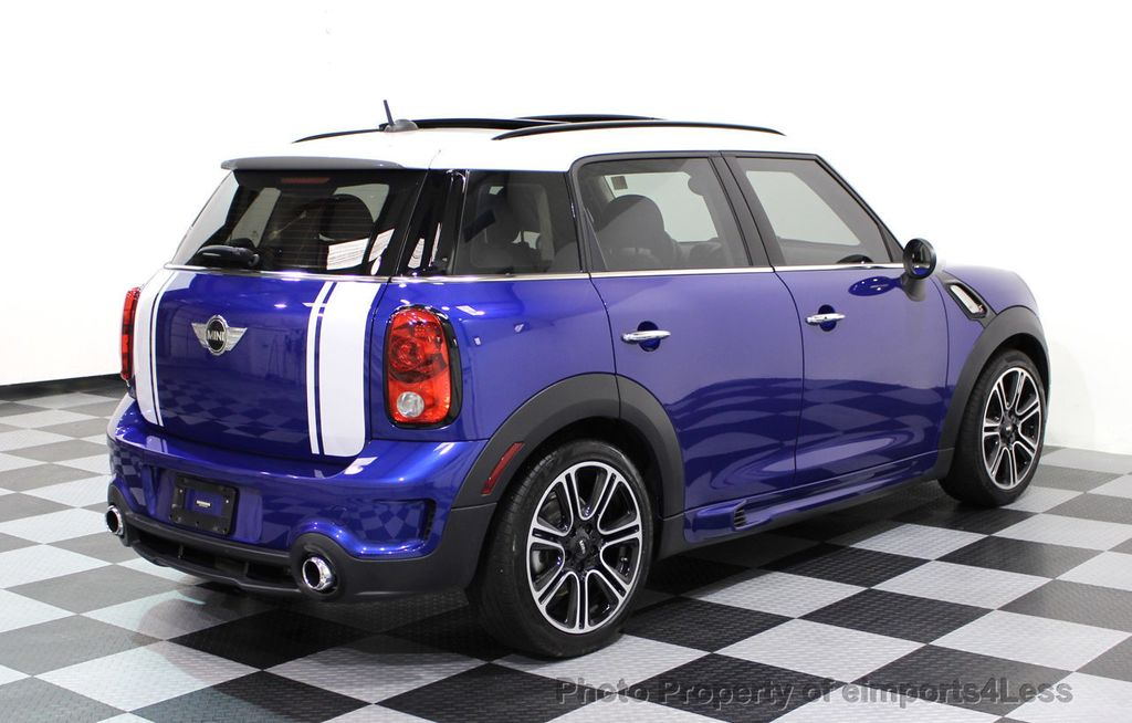 2015 used mini cooper s countryman certified countryman s all4 awd jcw navigation at. Black Bedroom Furniture Sets. Home Design Ideas