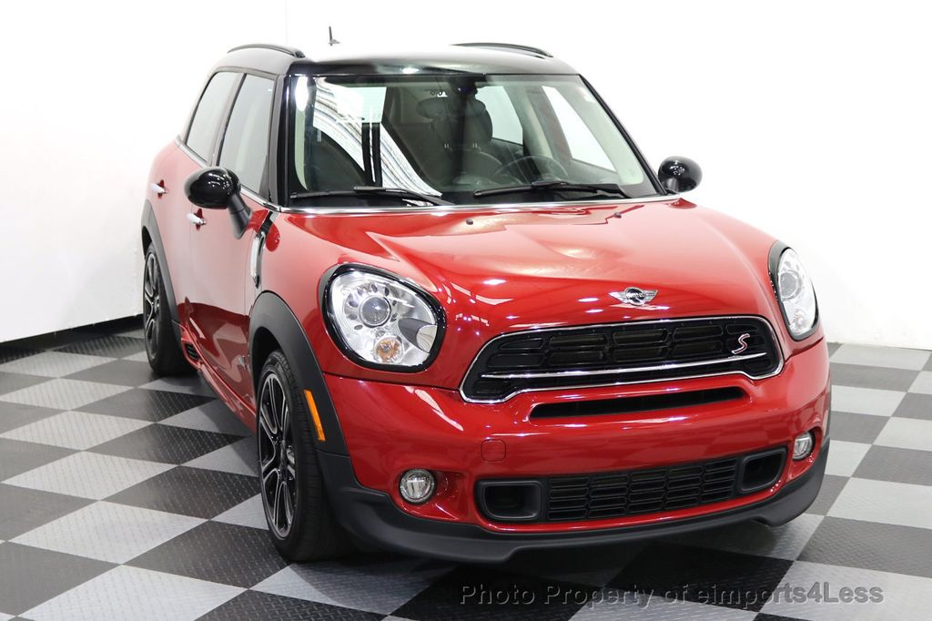 2015 MINI Cooper S Countryman CERTIFIED COUNTRYMAN S ALL4 AWD JCW PACKAGE - 17861606 - 15