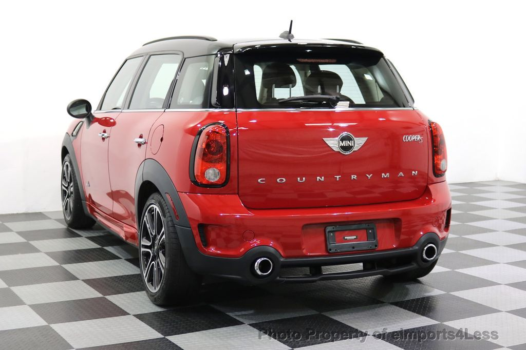 2015 MINI Cooper S Countryman CERTIFIED COUNTRYMAN S ALL4 AWD JCW PACKAGE - 17861606 - 16