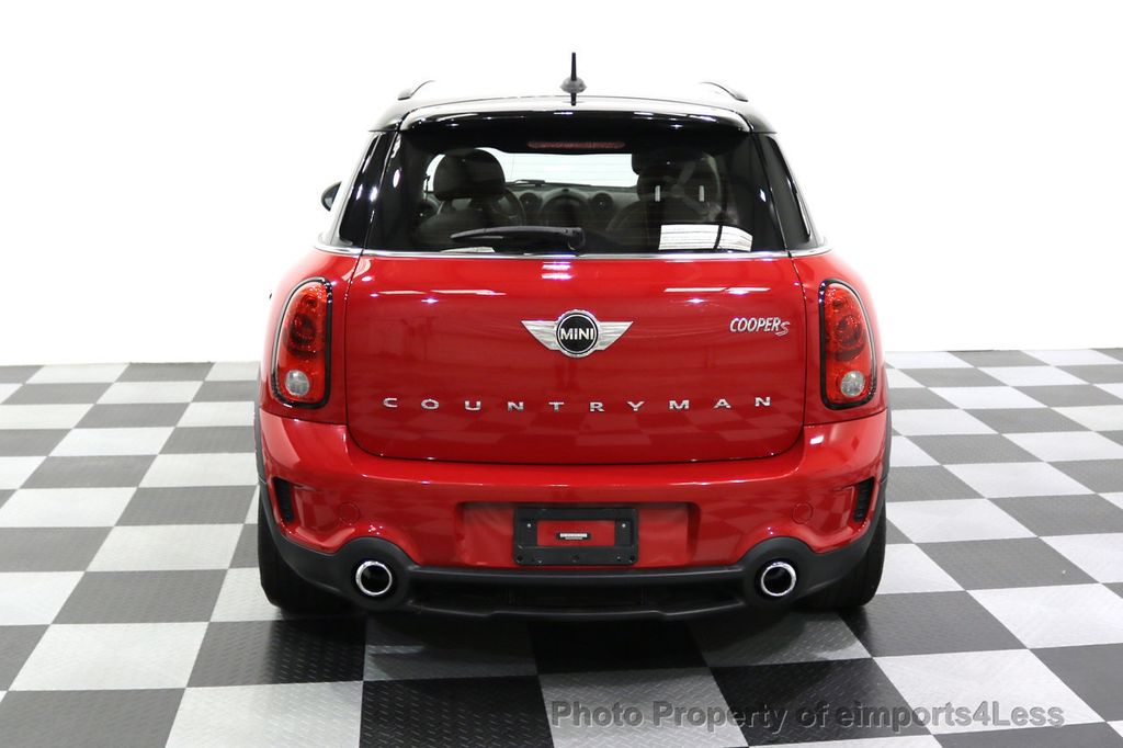 2015 MINI Cooper S Countryman CERTIFIED COUNTRYMAN S ALL4 AWD JCW PACKAGE - 17861606 - 17