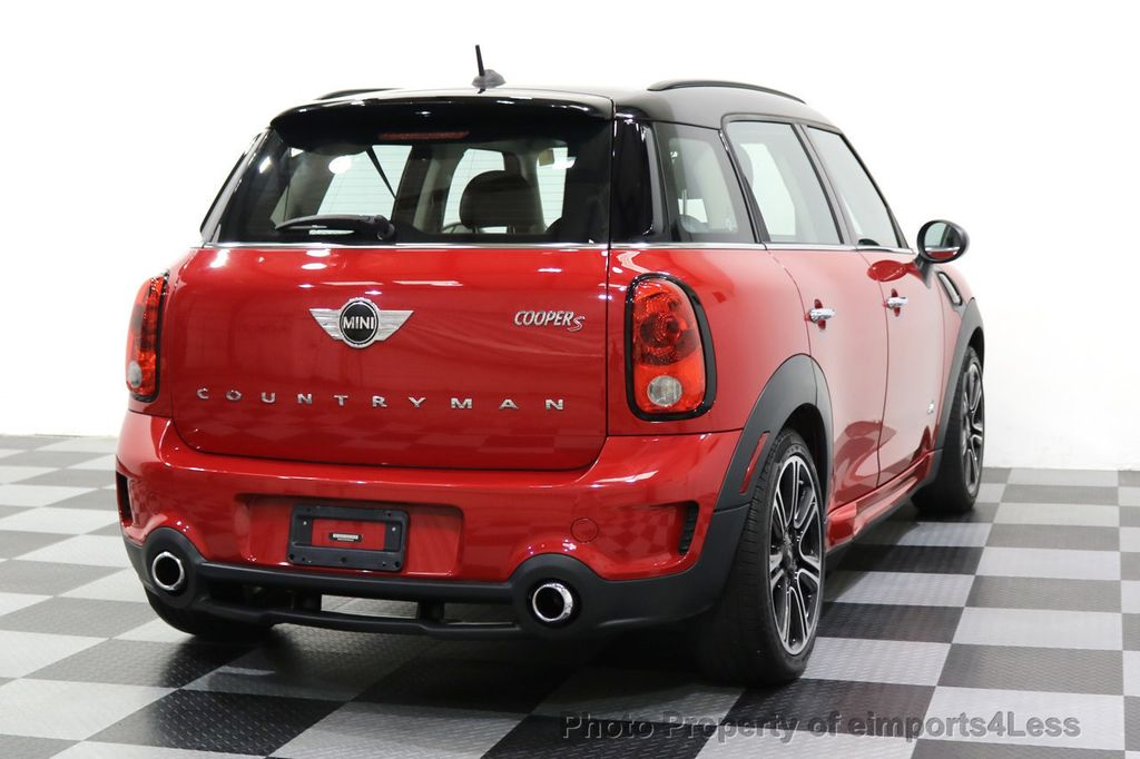 2015 MINI Cooper S Countryman CERTIFIED COUNTRYMAN S ALL4 AWD JCW PACKAGE - 17861606 - 18