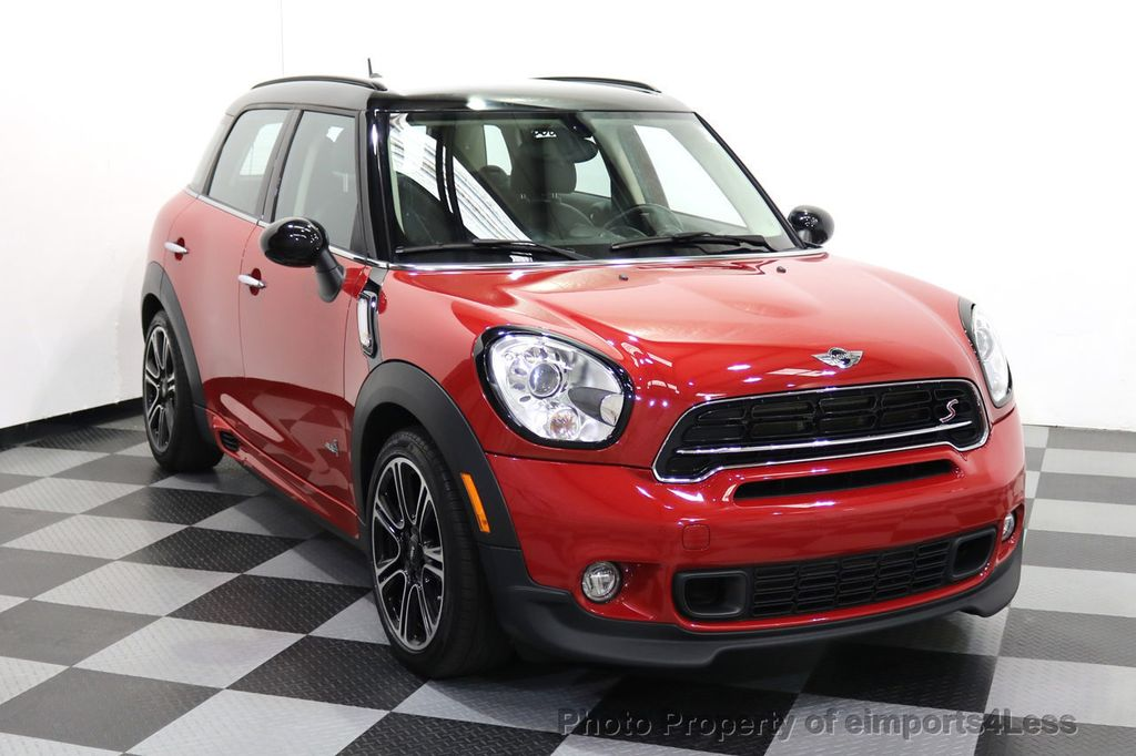 2015 MINI Cooper S Countryman CERTIFIED COUNTRYMAN S ALL4 AWD JCW PACKAGE - 17861606 - 1