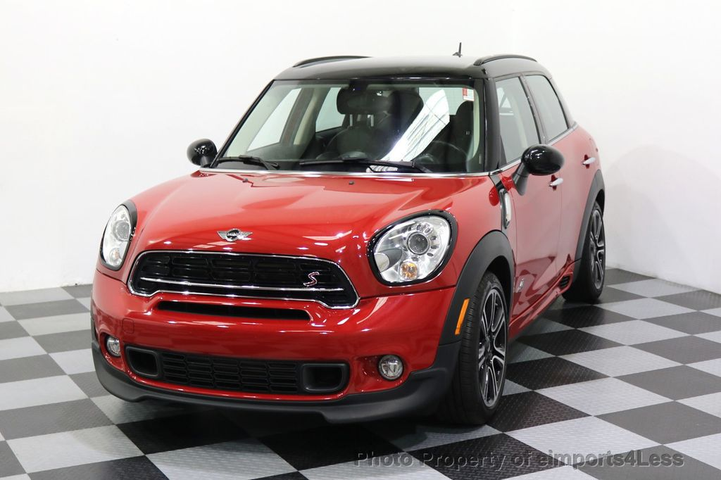 2015 MINI Cooper S Countryman CERTIFIED COUNTRYMAN S ALL4 AWD JCW PACKAGE - 17861606 - 28