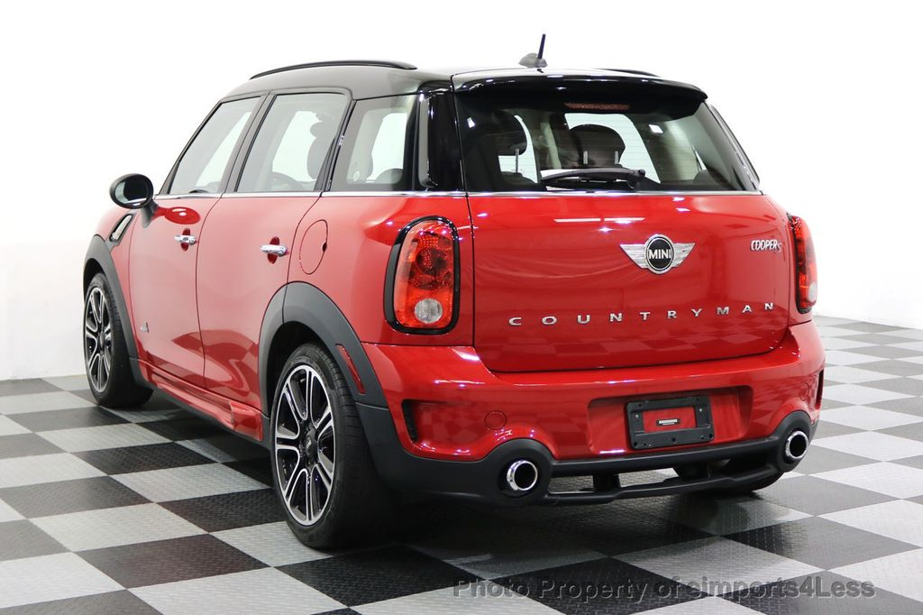 2015 MINI Cooper S Countryman CERTIFIED COUNTRYMAN S ALL4 AWD JCW PACKAGE - 17861606 - 2