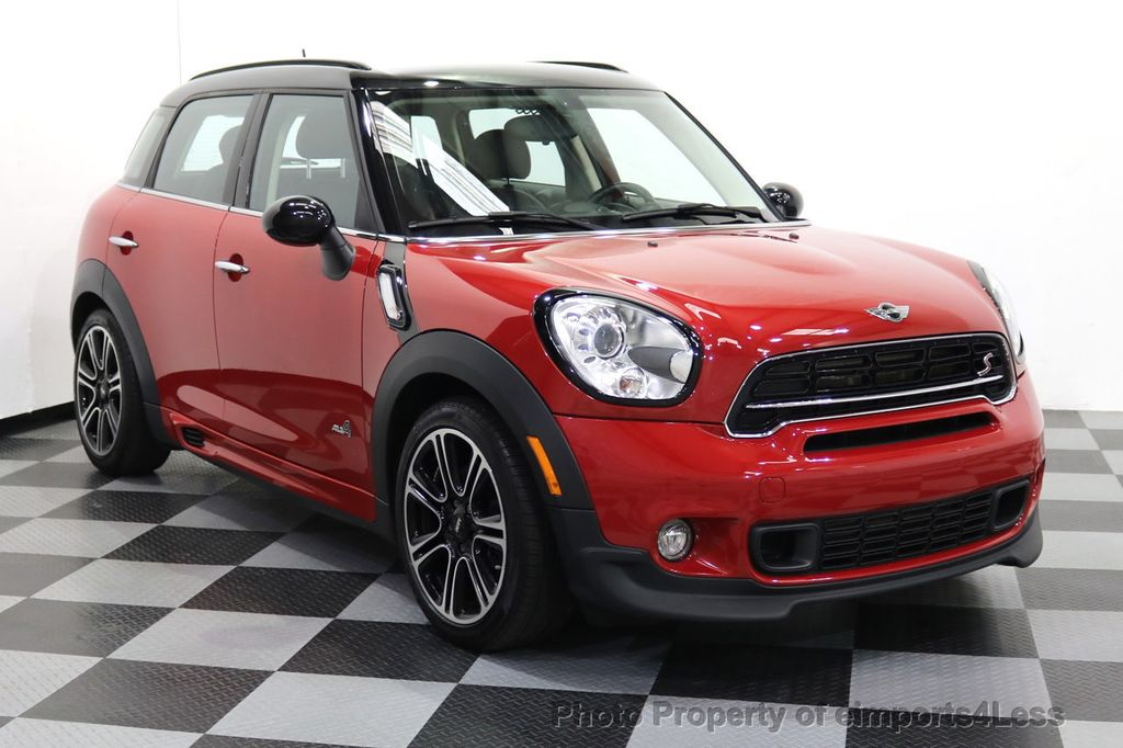 2015 MINI Cooper S Countryman CERTIFIED COUNTRYMAN S ALL4 AWD JCW PACKAGE - 17861606 - 29