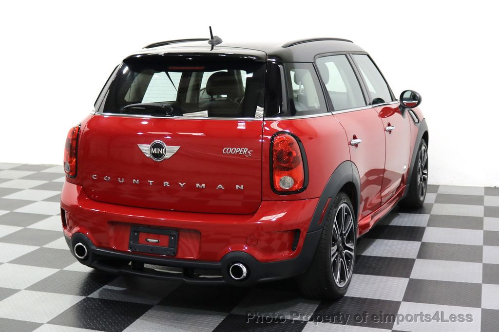 2015 MINI Cooper S Countryman CERTIFIED COUNTRYMAN S ALL4 AWD JCW PACKAGE - 17861606 - 32
