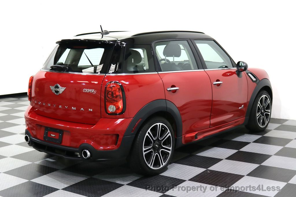 2015 MINI Cooper S Countryman CERTIFIED COUNTRYMAN S ALL4 AWD JCW PACKAGE - 17861606 - 3