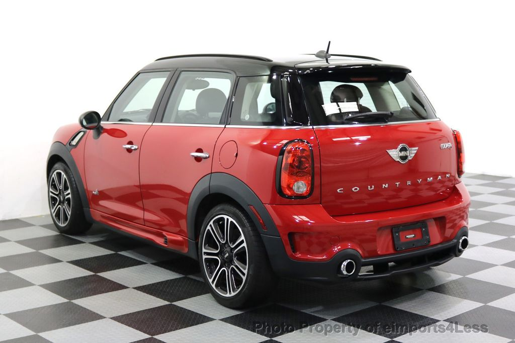2015 MINI Cooper S Countryman CERTIFIED COUNTRYMAN S ALL4 AWD JCW PACKAGE - 17861606 - 45