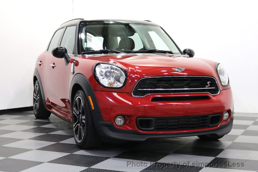2015 MINI Cooper S Countryman CERTIFIED COUNTRYMAN S ALL4 AWD JCW PACKAGE - 17861606 - 54