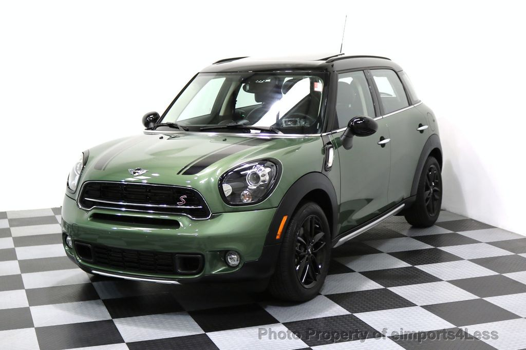 2015 MINI Cooper S Countryman CERTIFIED COUNTRYMAN S ALL4 AWD NAVIGATION - 17565943 - 0