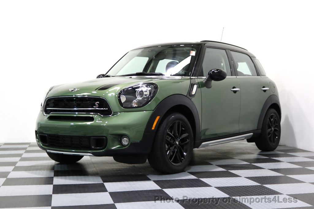 2015 MINI Cooper S Countryman CERTIFIED COUNTRYMAN S ALL4 AWD NAVIGATION - 17565943 - 13