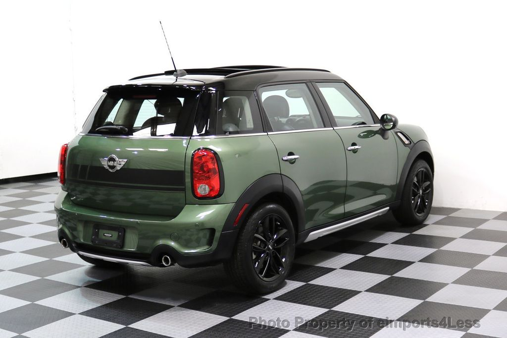 2015 MINI Cooper S Countryman CERTIFIED COUNTRYMAN S ALL4 AWD NAVIGATION - 17565943 - 17