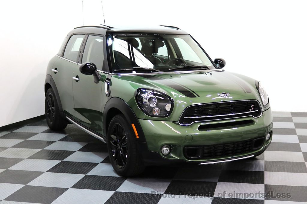 2015 MINI Cooper S Countryman CERTIFIED COUNTRYMAN S ALL4 AWD NAVIGATION - 17565943 - 1