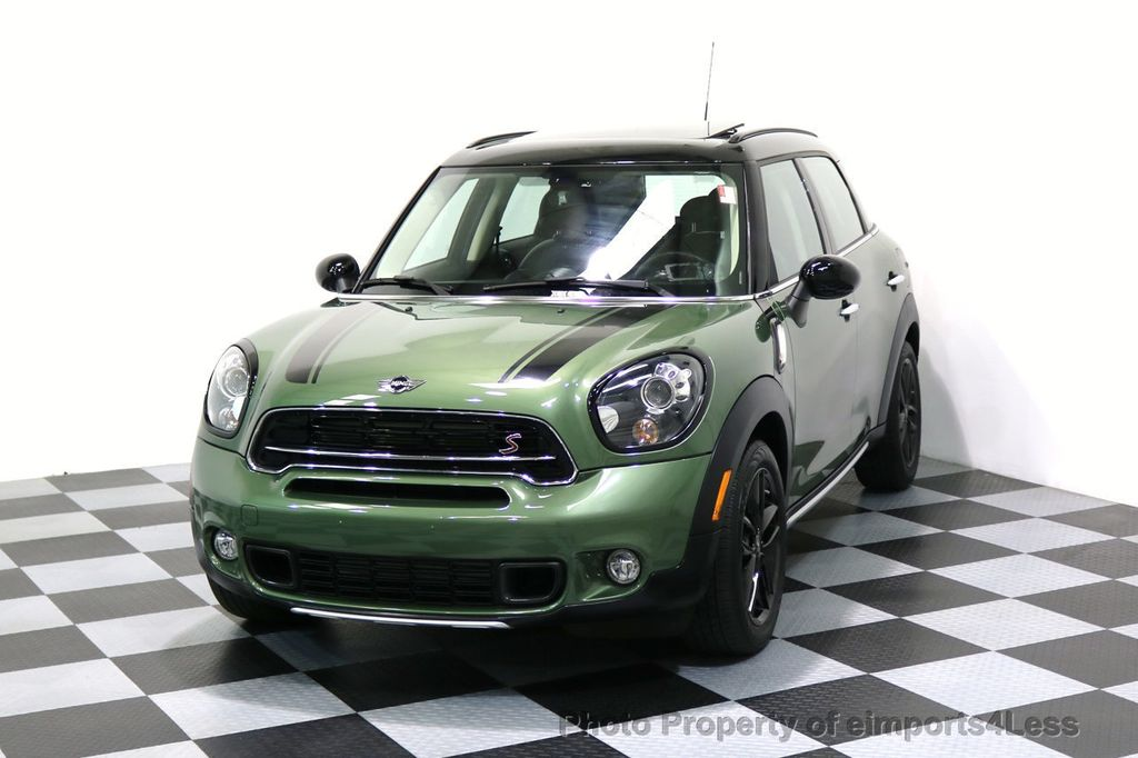 2015 MINI Cooper S Countryman CERTIFIED COUNTRYMAN S ALL4 AWD NAVIGATION - 17565943 - 29
