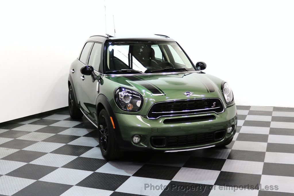 2015 MINI Cooper S Countryman CERTIFIED COUNTRYMAN S ALL4 AWD NAVIGATION - 17565943 - 30