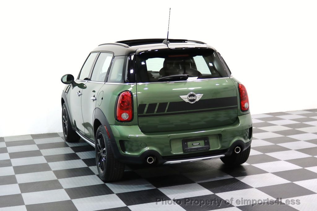 2015 MINI Cooper S Countryman CERTIFIED COUNTRYMAN S ALL4 AWD NAVIGATION - 17565943 - 31