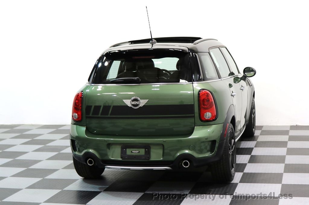 2015 MINI Cooper S Countryman CERTIFIED COUNTRYMAN S ALL4 AWD NAVIGATION - 17565943 - 33