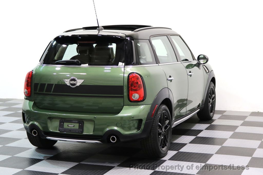 2015 MINI Cooper S Countryman CERTIFIED COUNTRYMAN S ALL4 AWD NAVIGATION - 17565943 - 3