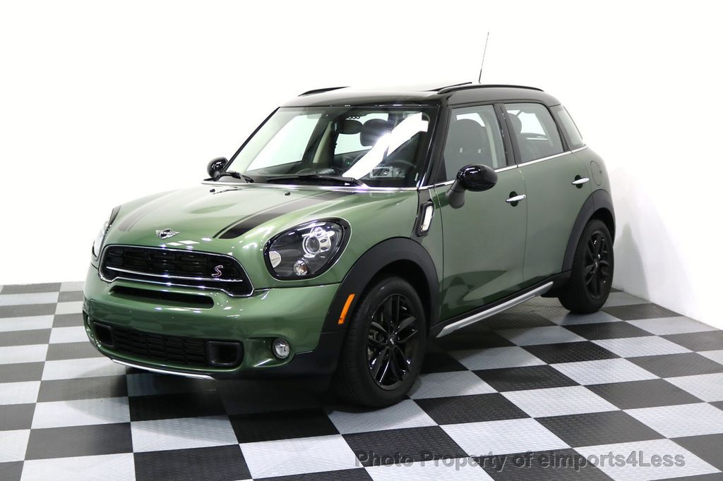 Mini Cooper Awd >> 2015 Used Mini Cooper S Countryman Certified Countryman S All4 Awd