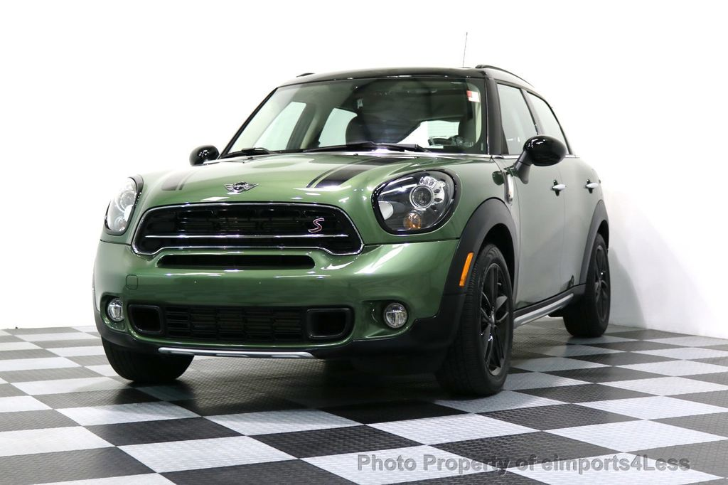 2015 MINI Cooper S Countryman CERTIFIED COUNTRYMAN S ALL4 AWD NAVIGATION - 17565943 - 50