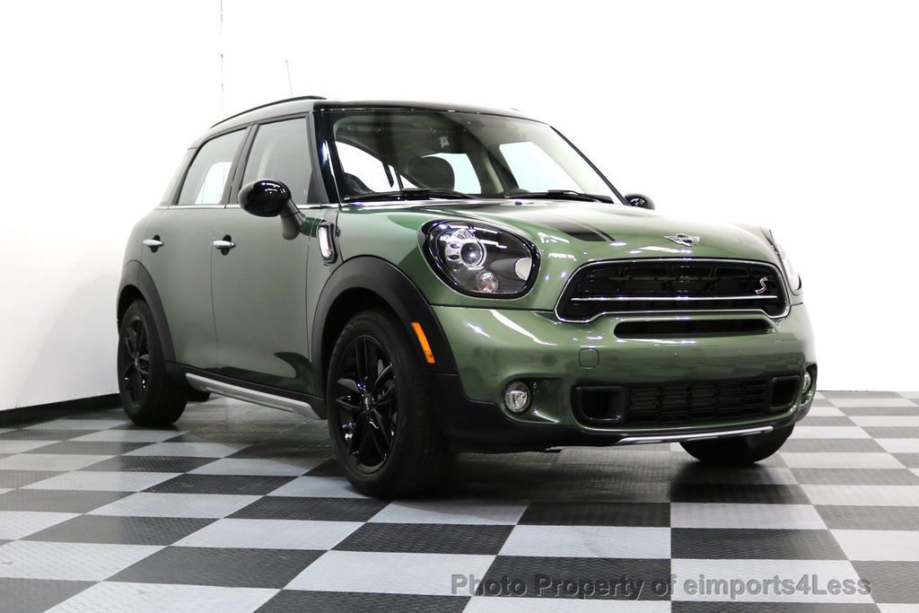 2015 MINI Cooper S Countryman CERTIFIED COUNTRYMAN S ALL4 AWD NAVIGATION - 17565943 - 55