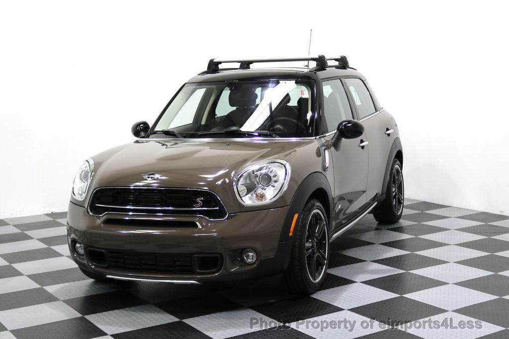 2015 MINI Cooper S Countryman CERTIFIED COUNTRYMAN S ALL4 AWD SPORT - 17581577 - 0