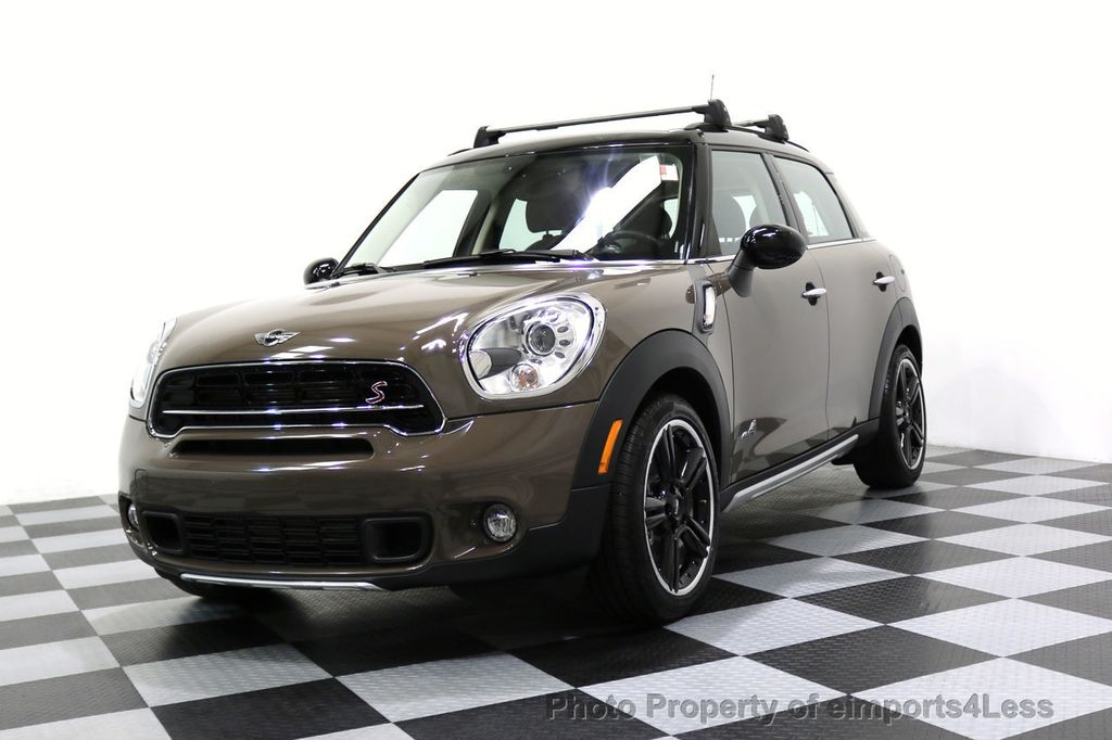 2015 MINI Cooper S Countryman CERTIFIED COUNTRYMAN S ALL4 AWD SPORT - 17581577 - 13