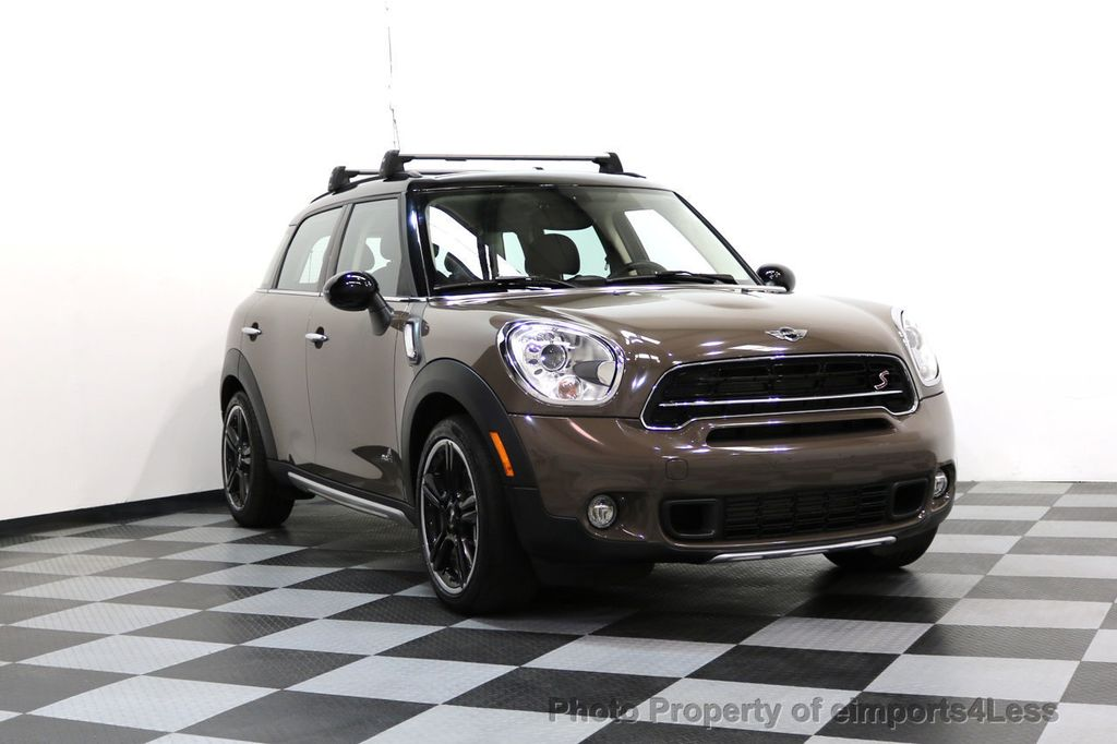 2015 MINI Cooper S Countryman CERTIFIED COUNTRYMAN S ALL4 AWD SPORT - 17581577 - 14