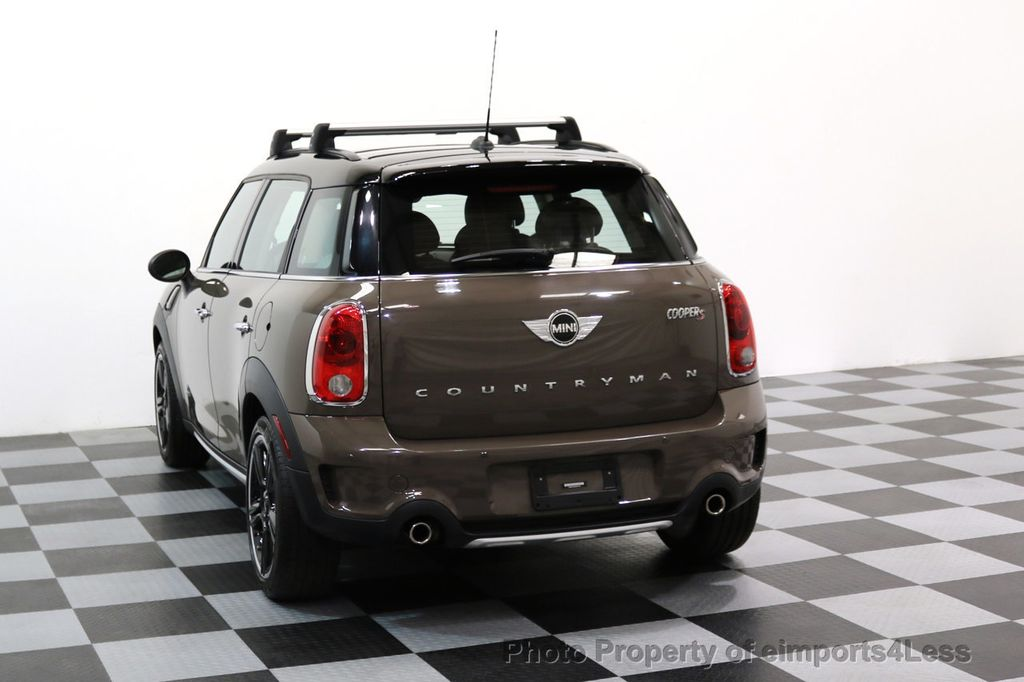 2015 MINI Cooper S Countryman CERTIFIED COUNTRYMAN S ALL4 AWD SPORT - 17581577 - 15