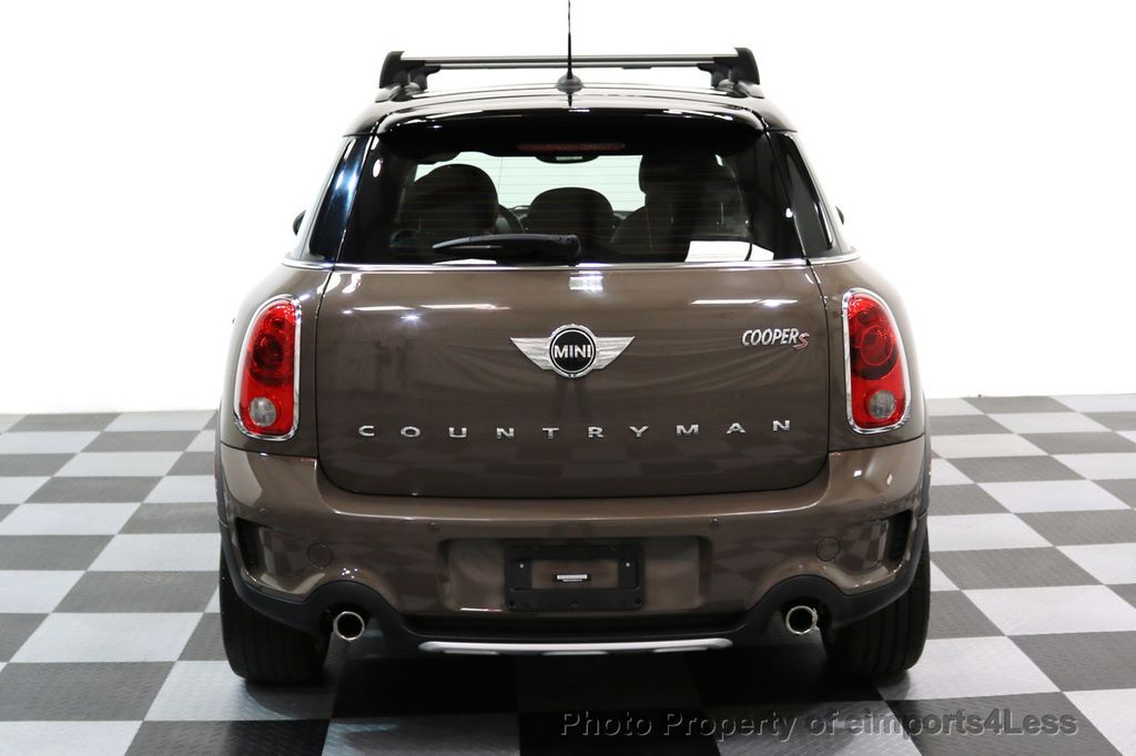 2015 MINI Cooper S Countryman CERTIFIED COUNTRYMAN S ALL4 AWD SPORT - 17581577 - 16
