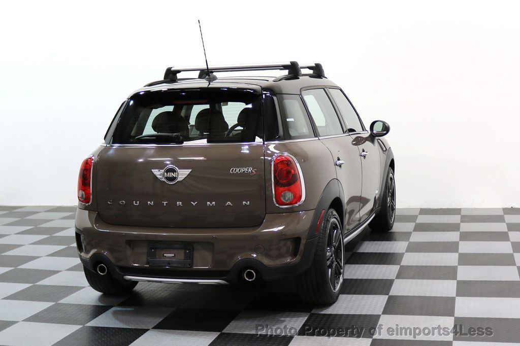 2015 MINI Cooper S Countryman CERTIFIED COUNTRYMAN S ALL4 AWD SPORT - 17581577 - 17