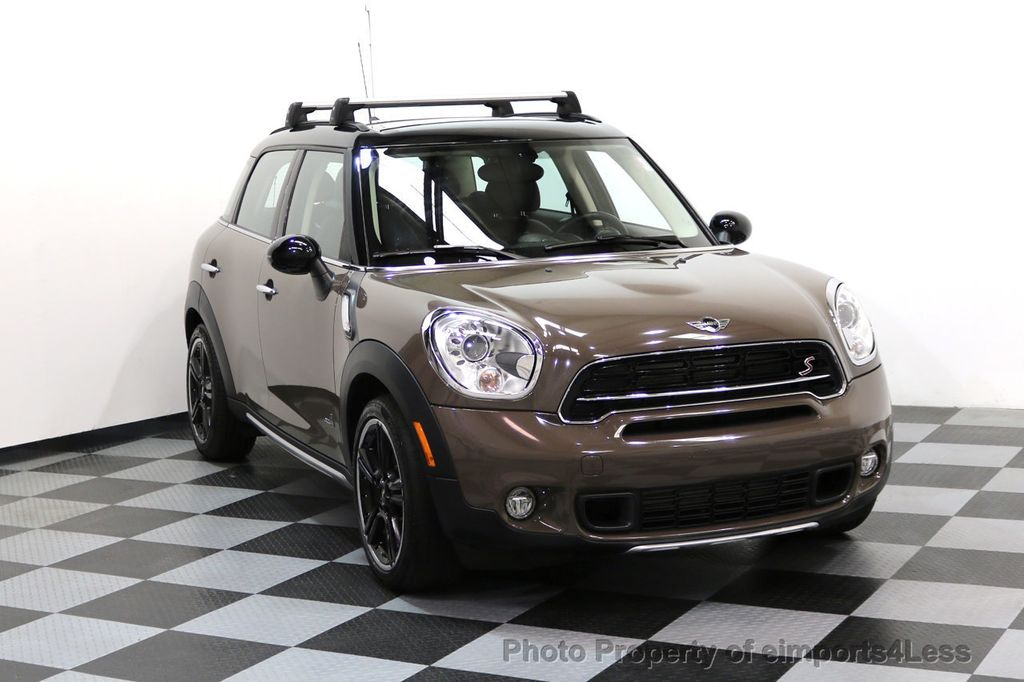 2015 MINI Cooper S Countryman CERTIFIED COUNTRYMAN S ALL4 AWD SPORT - 17581577 - 1