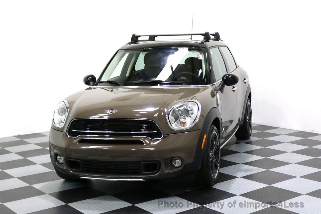 2015 MINI Cooper S Countryman CERTIFIED COUNTRYMAN S ALL4 AWD SPORT - 17581577 - 28