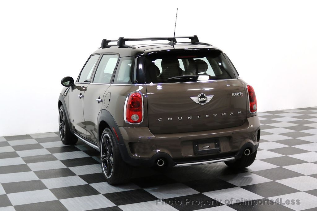 2015 MINI Cooper S Countryman CERTIFIED COUNTRYMAN S ALL4 AWD SPORT - 17581577 - 2