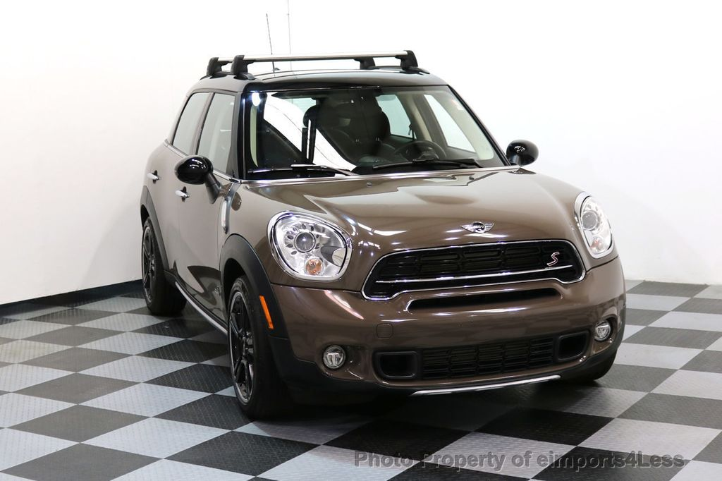 2015 MINI Cooper S Countryman CERTIFIED COUNTRYMAN S ALL4 AWD SPORT - 17581577 - 29