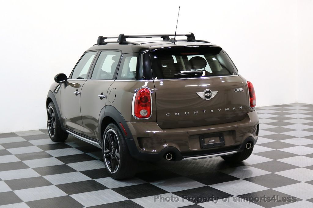 2015 MINI Cooper S Countryman CERTIFIED COUNTRYMAN S ALL4 AWD SPORT - 17581577 - 30