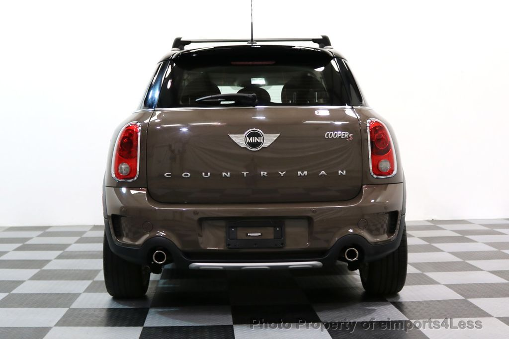 2015 MINI Cooper S Countryman CERTIFIED COUNTRYMAN S ALL4 AWD SPORT - 17581577 - 31
