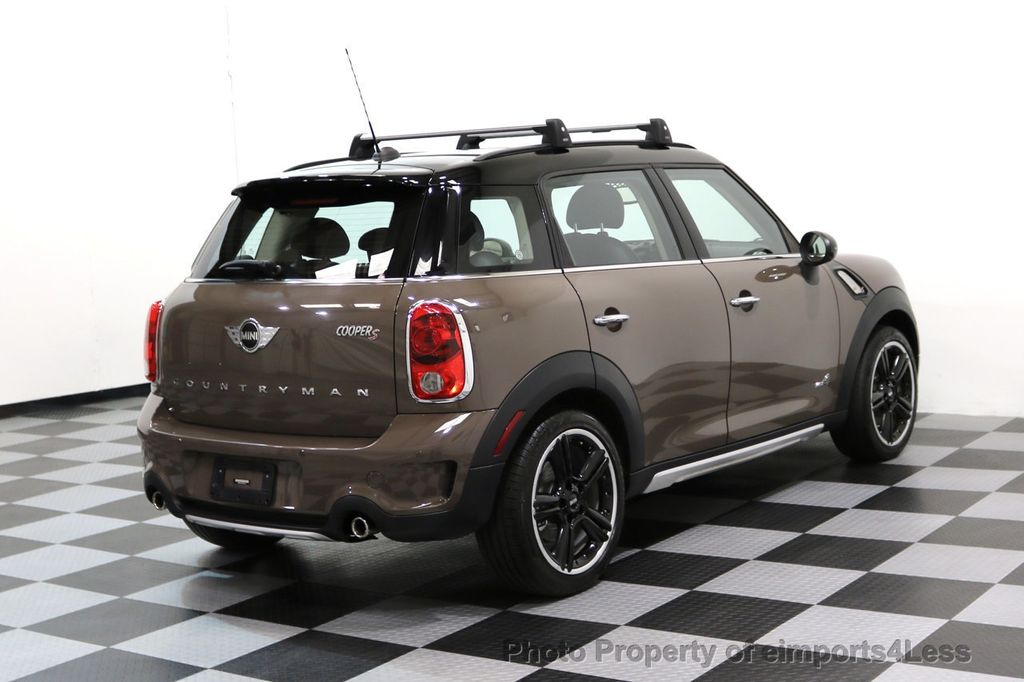 2015 MINI Cooper S Countryman CERTIFIED COUNTRYMAN S ALL4 AWD SPORT - 17581577 - 32