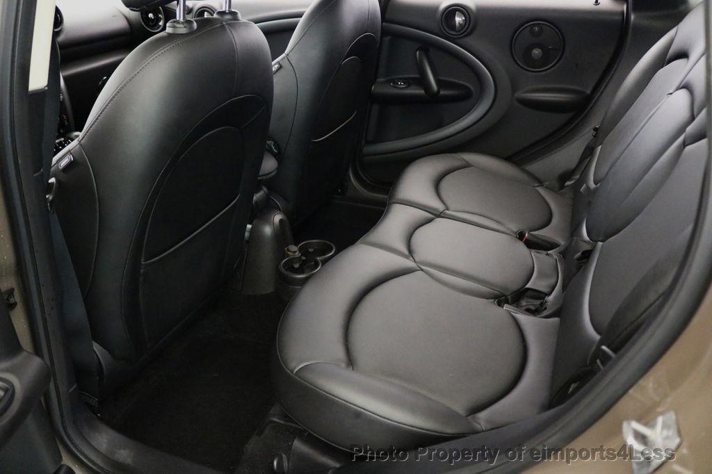 2015 MINI Cooper S Countryman CERTIFIED COUNTRYMAN S ALL4 AWD SPORT - 17581577 - 36